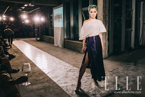 UPCYCLING COLLECTION BY JOYCE WANG/  WE@BUND IT FASHION SHOW